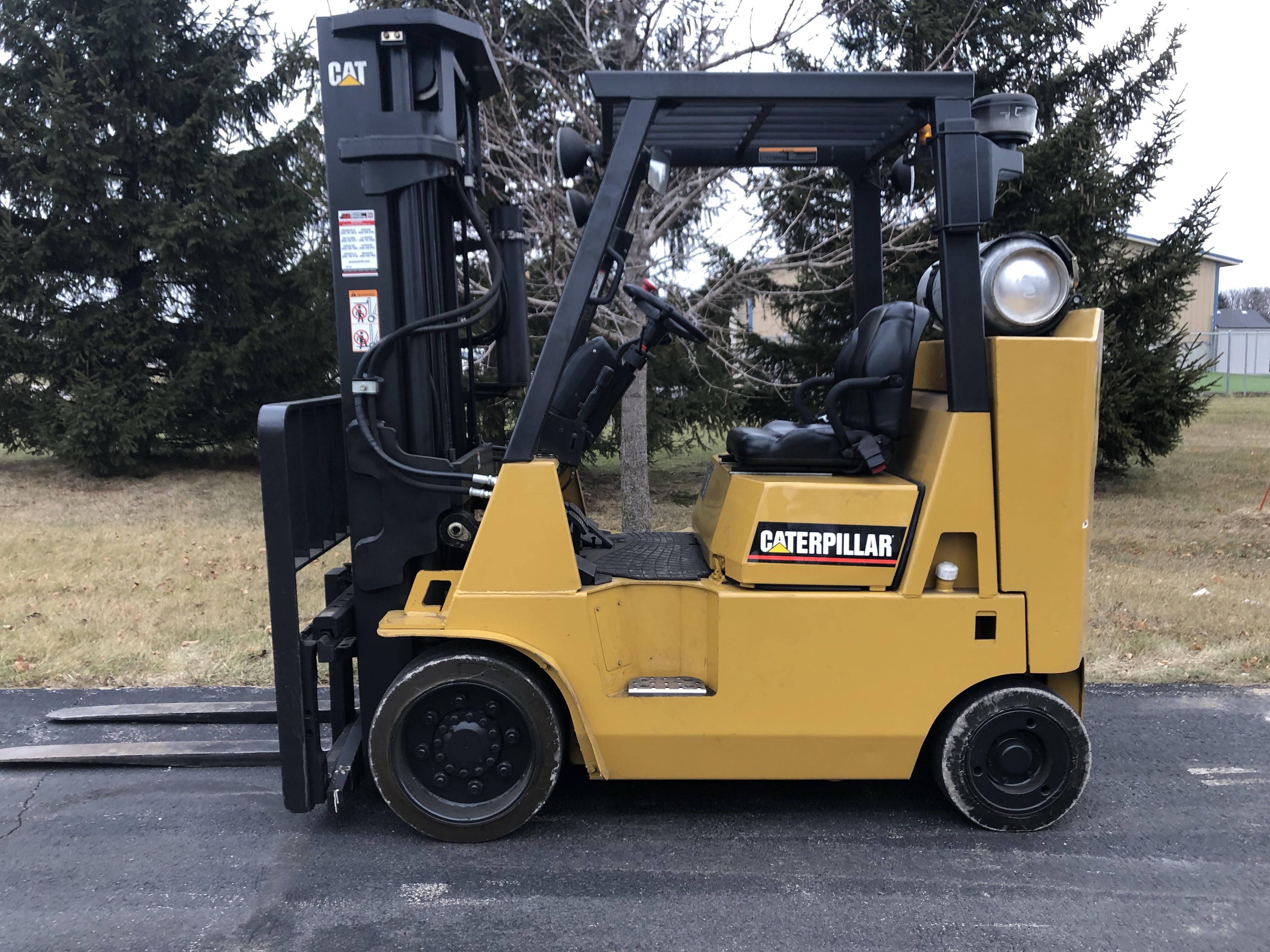 Forklifts – Independent Lift Truck Store
